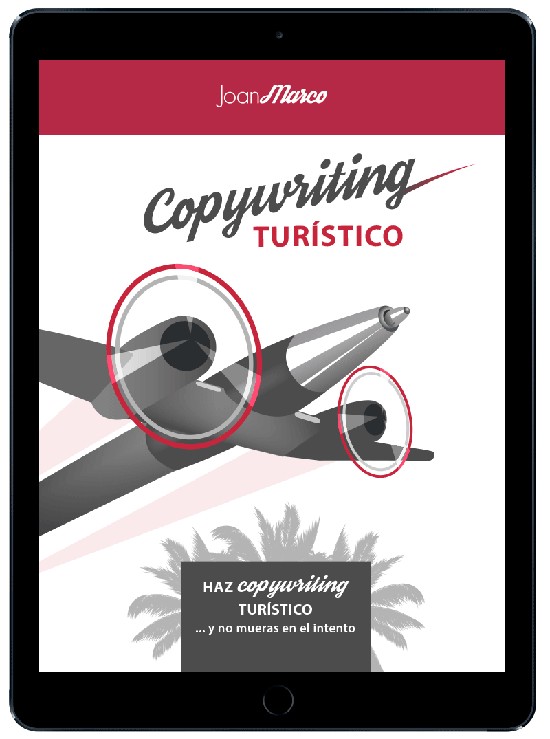 ebook de copywriting turístico