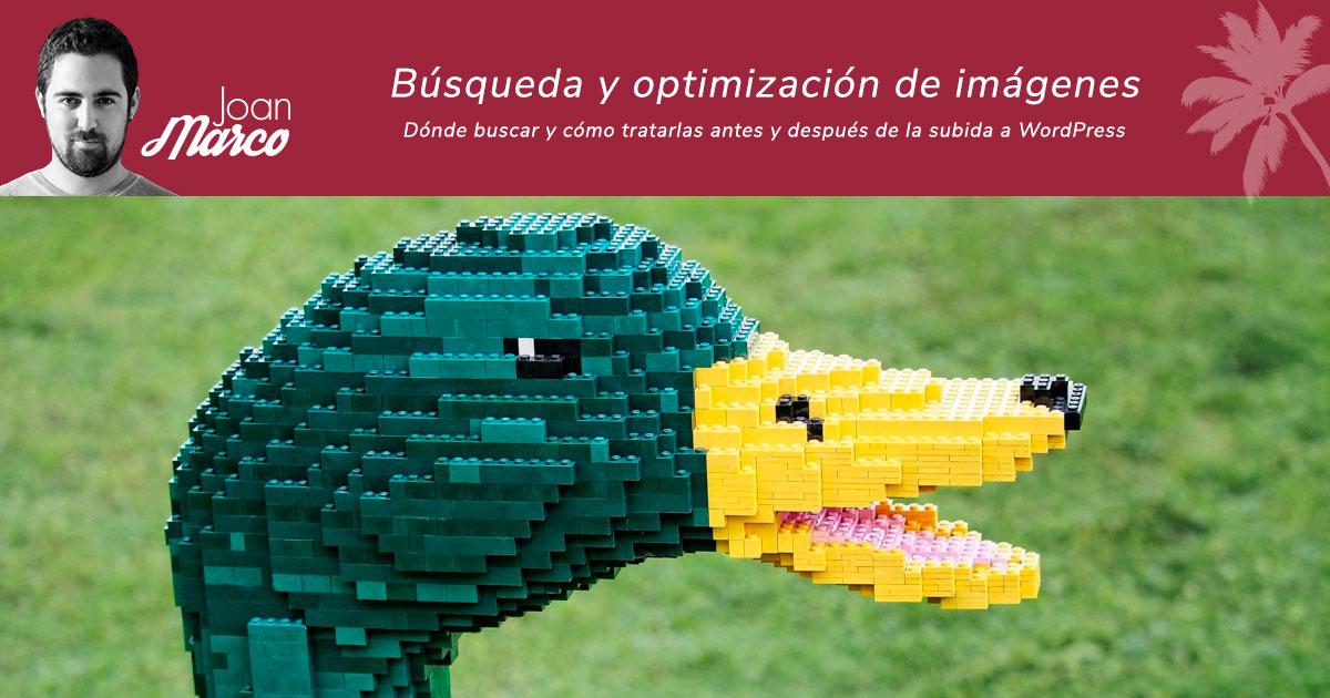 Búsqueda y optimización de imágenes