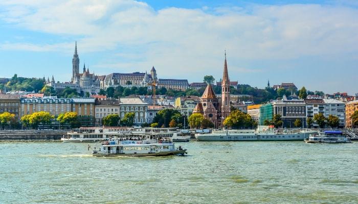 Paseo por el Danubio