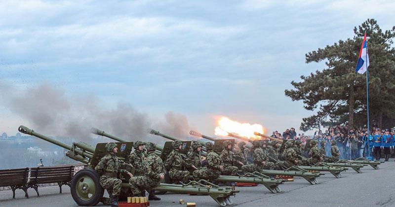 Guerra en los Balcanes