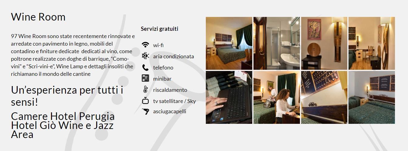Hotel Gio Wine