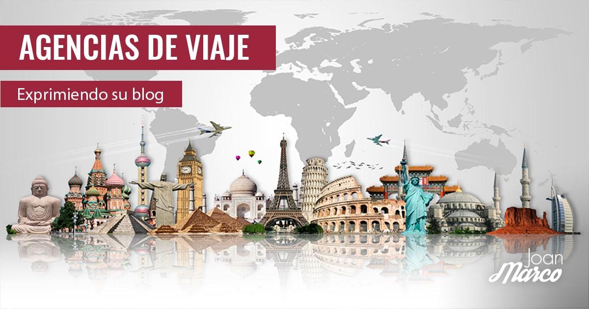 Blog de agencias de viaje