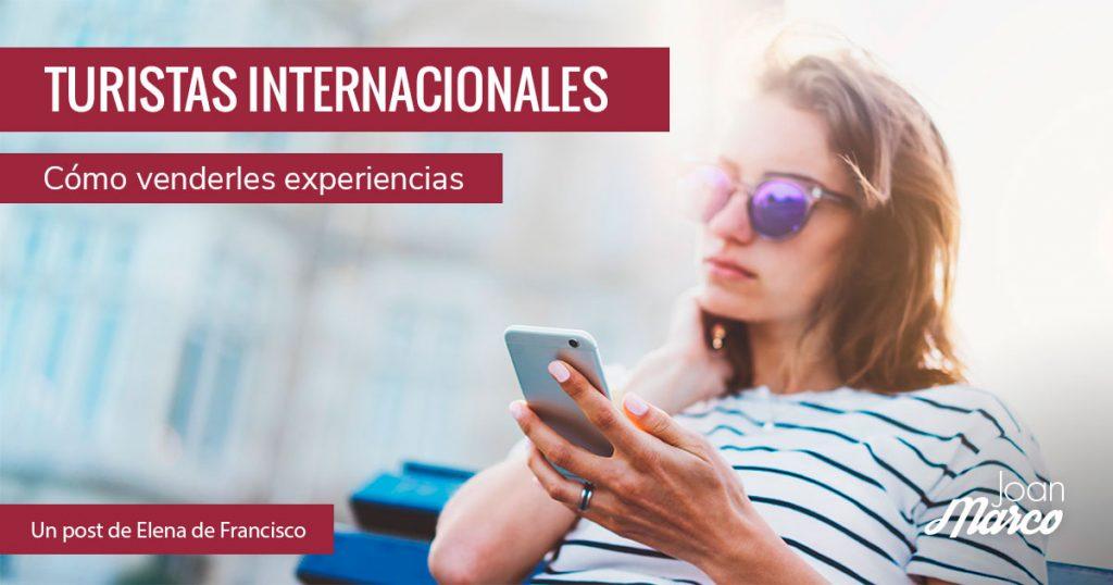 Atraer turistas internacionales