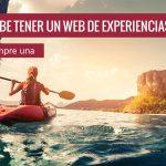 El de lo que necesitas para que te compre online una experiencia