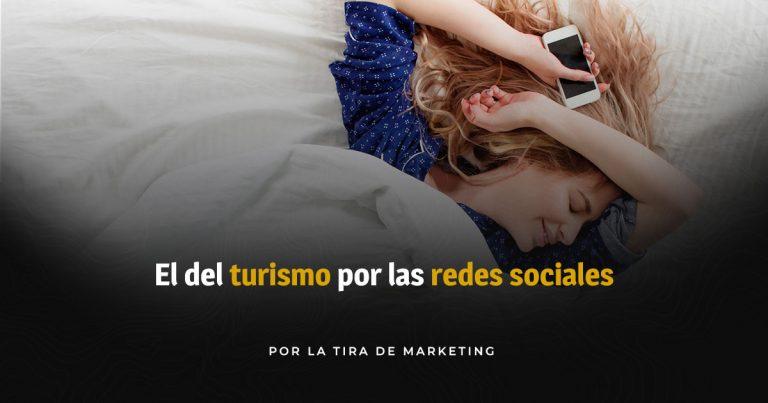 Redes sociales en turismo