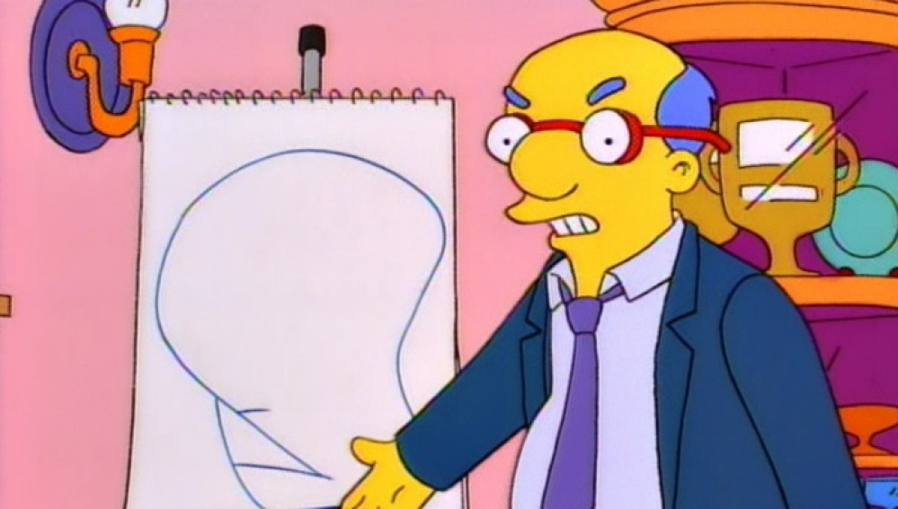 La dignidad de Los Simpsons