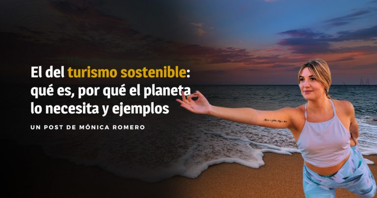 Turismo sostenible, con Mónica Romero