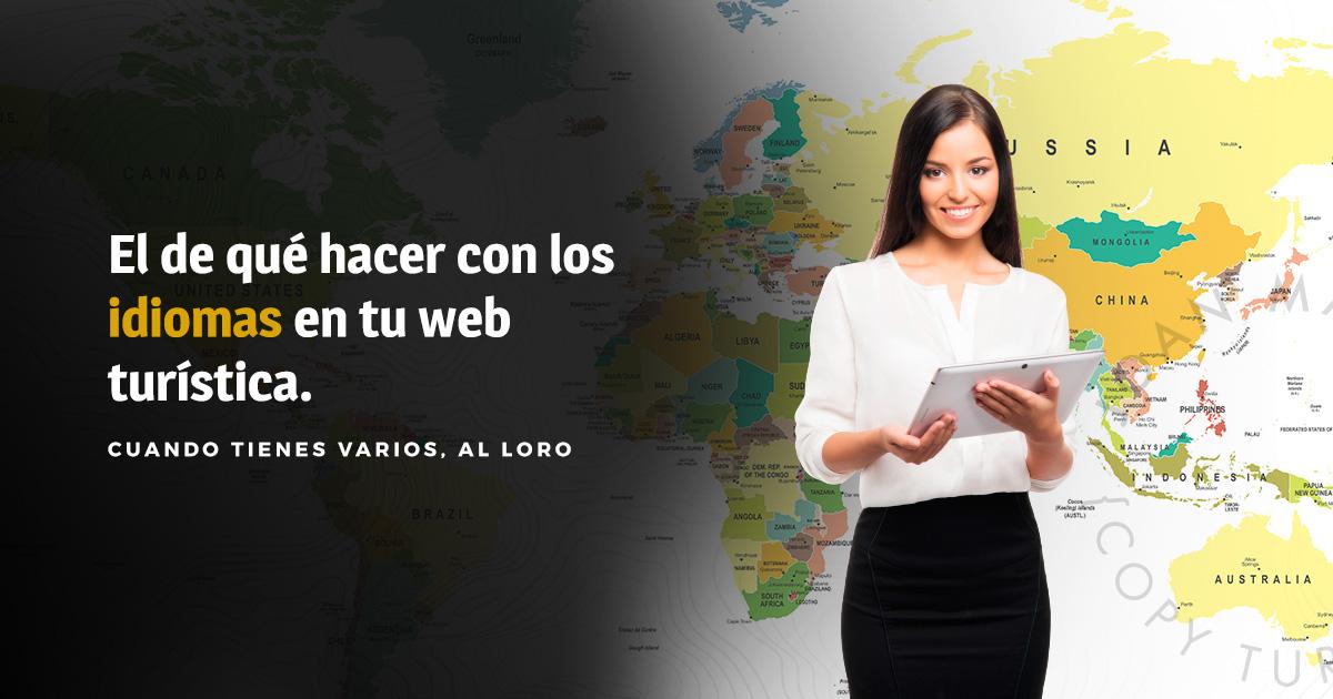 Qué hacer con varios idiomas en una web